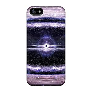 New QJp5540SvPk Supernova Space Skin Cases Covers Shatterproof Cases For Iphone 5/5s