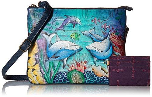 ANUSCHKA Bagaglio a mano, Dolphin World (multicolore) - 570-DWD