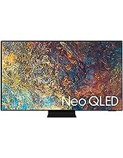 "Samsung QA55QN90AAKXXS QN90A Neo QLED 4K Smart TV, 55"", Titan Black"