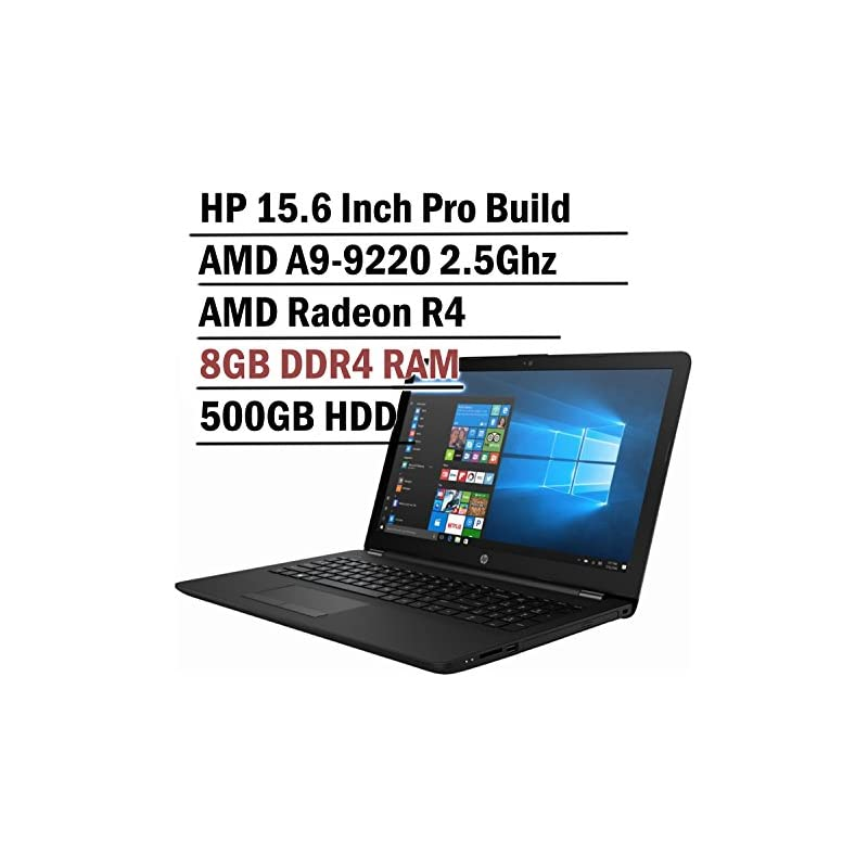 Hp 15.6 Inch HD Thin and Light Laptop (