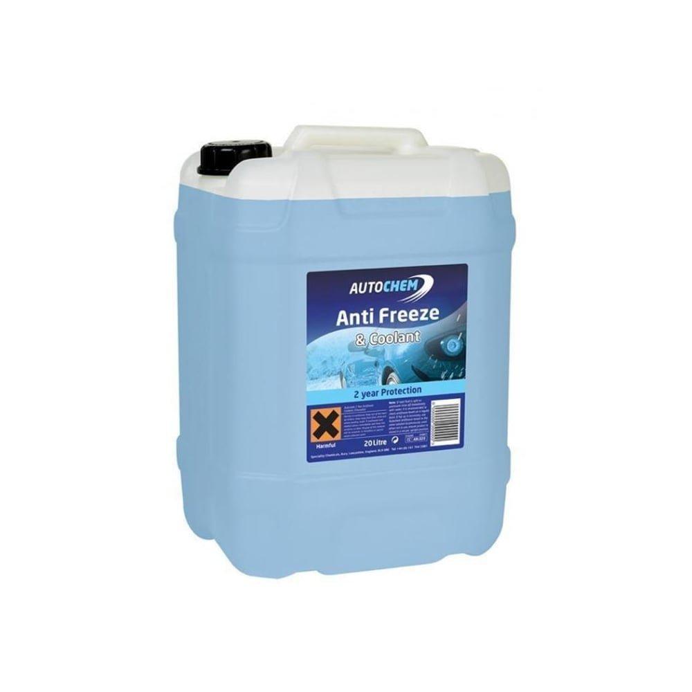 TETROSYL LTD Antifreeze 20 Litre Concentrate Blue Summer Coolant Tetrosyl 20L Longlife 2Y ABL020