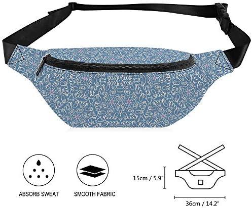 イータディック ウエストバッグ ショルダーバッグチェストバッグ ヒップバッグ 多機能 防水 軽量 スポーツアウトドアクロスボディバッグユニセックスピクニック小旅行