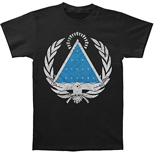 Animals As Leaders Men's Crest T-shirt Black