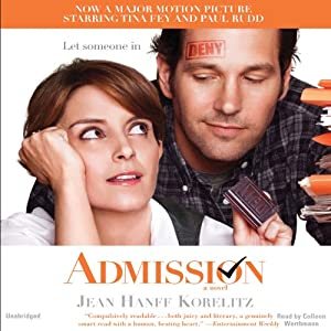 Admission Audiobook