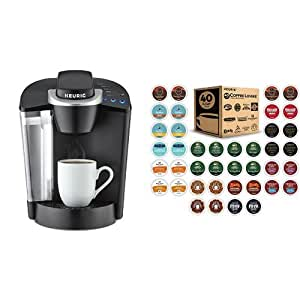 K55 Brewer & 40ct Variety Pack of K-Cups (ship separately)