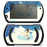 Sony PSP Go Decal Skin - Lettre d'amour by DecalSkin