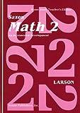 Math 2, Nancy Larson, 0939798298