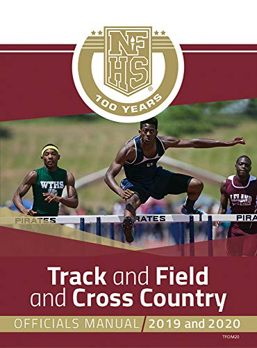 Pdf Outdoors 2019 and 2020 NFHS Track and Field and Cross Country Officials Manual