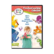 Brainy Baby Discovering the Basics Preschool Learning DVD Collection Deluxe Edition Set of 6