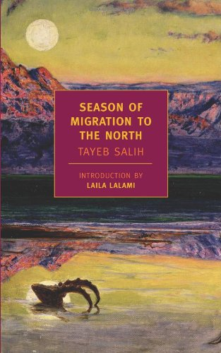 Book cover for Season of Migration to the North