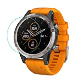 FINENICE Transparent Clear Screen Protection Film for Garmin Fenix 5 Plus 2019 New