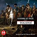 Guerre et Paix 1 Audiobook by Léon Tolstoï Narrated by Eric Herson-Macarel