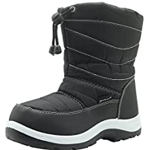 Apakowa 2017 New Kid's Winter Snow Boots (Toddler/Little Kid)