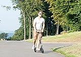 Hudora RX-205 LUX Big Wheel Fold Kick Scooter