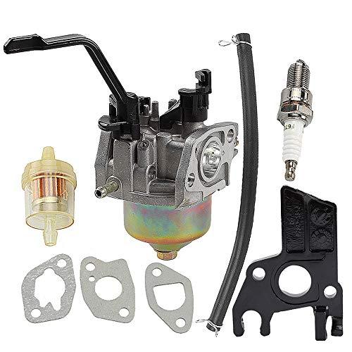 - Harbot Carburetor for Champion CPE 46593 46596 46597 46598 196CC 6.5HP 3500 4000 Watt Generator with Gasket Fuel Filter