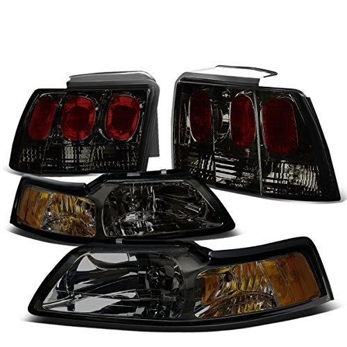 99 04 mustang headlights - 7