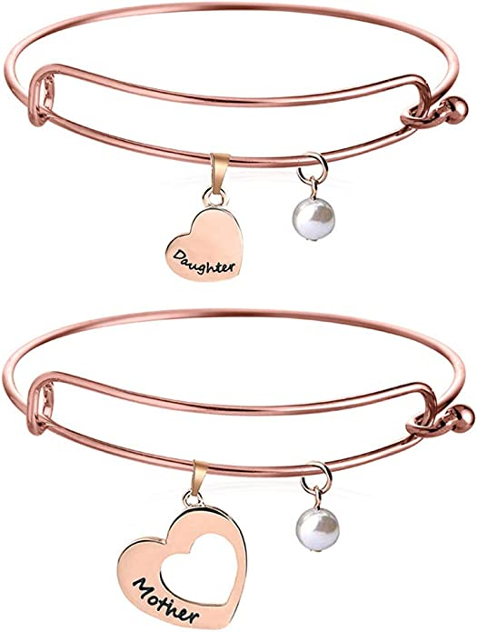 Matching Jewelry Matching Set Mom bracelet Bundle Set kid bracelet Matching Mother and Daughter HEISHI beads Bracelet *SET*