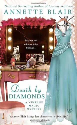 book cover of Death by Diamonds