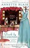 img - for Death by Diamonds (A Vintage Magic Mystery) book / textbook / text book