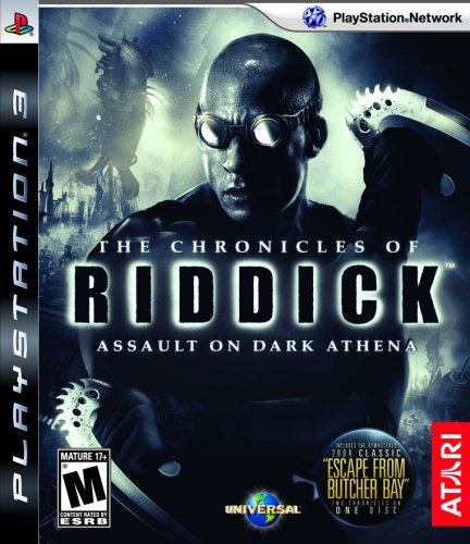 Image result for chronicle of riddick assault on dark athena ps3