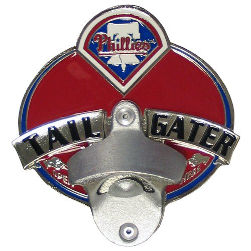 MLB Philadelphia Phillies Tailgater Hitch Cover