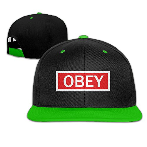 Fashionable Youtube Leafyishere Obey Adjustable Baseball Hip-hop Caps (Siena Hat)