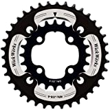 WickWerks 36/22t 104/64 BCD Mountain Double Chainrings