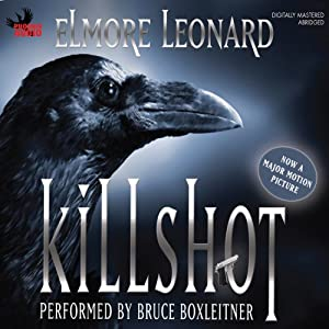 Killshot Audiobook