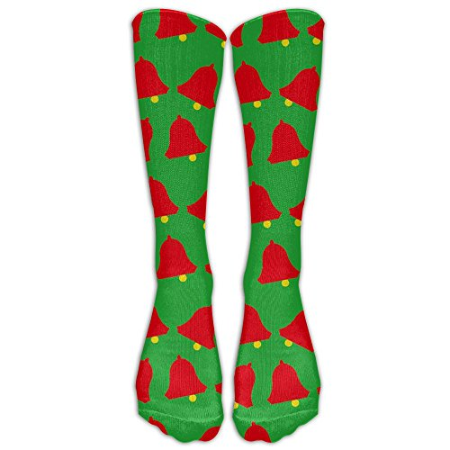 Unisex Christmas Tree 3D Digital Printing Athletic Tube Stockings Lovely Running Fitness Socks One - Jogging In Vegas Las