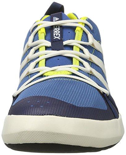 adidas Terrex Cc Boat, Zapatillas para Hombre Azul (Core Blue/chalk White/bright Yellow)