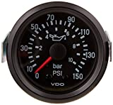 VDO 150 904 Oil Pressure Gauge