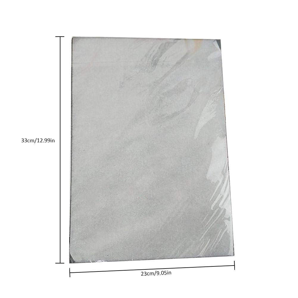A4/carta transfer carbonio nero carta da ricalco 25PCS Carbon Copy Paper grafite trasferimento su tela