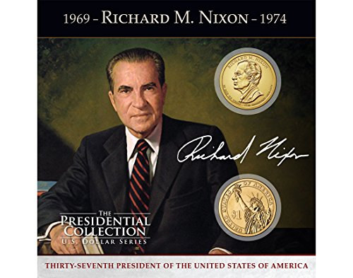2016 Various Mint Marks Presidential Dollar Richard M. Nixon Uncirculated