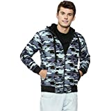 Campus Sutra Camouflage, Military & Army Designed Casual Jackets for Men