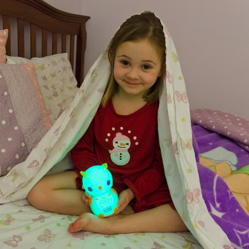 Onaroo Night Owl Portable Night-Light with OK to Wake!