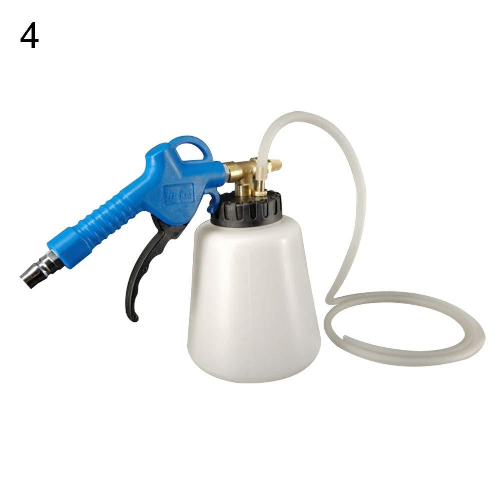 Shentesel Car Brake Fluid Replacement Tool Pump Oil Bleeder Exchange Equipment - 4