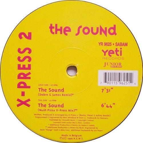 X-Press 2 - The Sound - Zortam Music