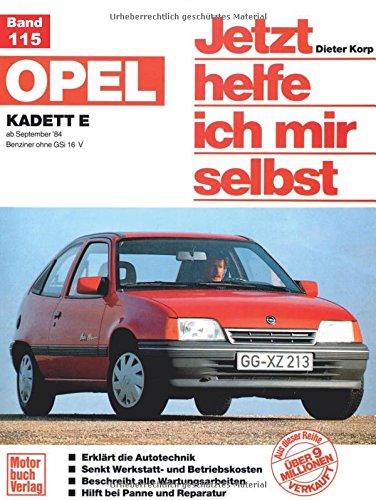 Opel Kadett E ab September 1984, alle Modelle ohne, used for sale  Delivered anywhere in USA
