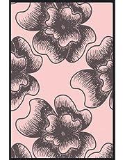 Carnet Pour Mot De Passe: Carnet à Mot de Passe Sans Nom sur Couverture (Alphabétique, Format A5 Floral Discret)