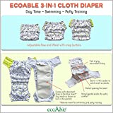 Hybrid Cloth Diaper - Reusable Training Pants or