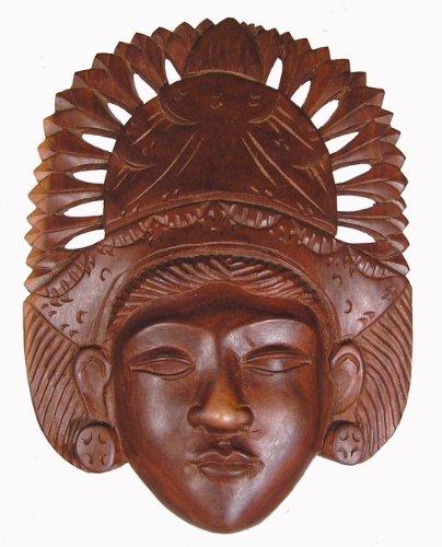 (Bali Bodhisattva Lotus Mask)