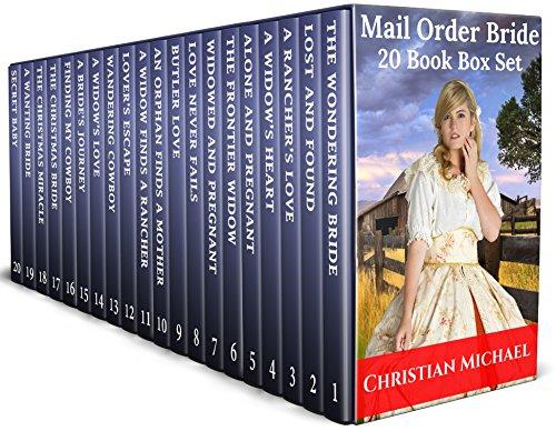 MAIL ORDER BRIDE: 20 Book Box Set (Brides Head West 1)