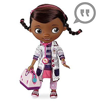 Disney Doc McStuffins Toy Hospital Talking and Singing Doll - 11 Inch