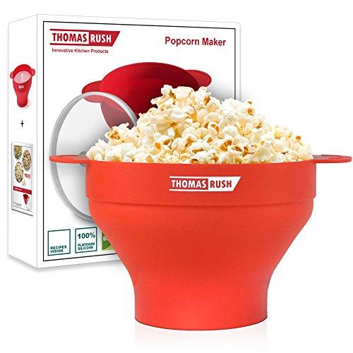 Premium Microwave Popcorn Thomas Rush