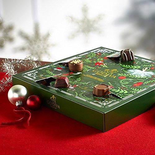 Godiva Advent Calendar.Godiva Chocolatier Advent Calendar 10 Ounce Import It All