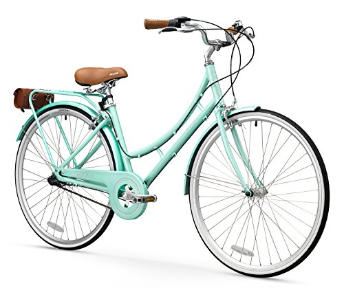 XDS Bikes Women's Nadine 3-Speed Comfort Bike, Green