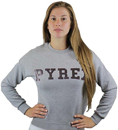 Pyrex Sweat-shirt - Femme Gris gris Medium