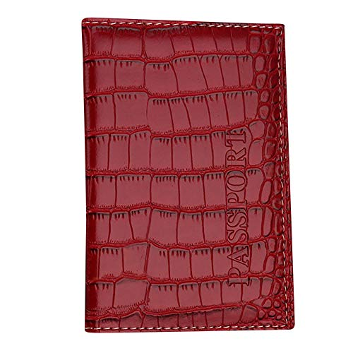 (Respctful ♫♫Credit Card Holder RFID Blocking Genuine Leather Vintage Aluminum Business Wallet)