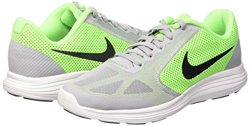 Blck Wlf Nike Scarpe Gry Revolution gs Ragazzi Green Vlt voltage E Ginnastica Da Bambini 3 Verde OO7qBp