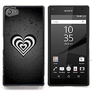 - Life Is Full Of Fake People/ Hard Snap On Cell Phone Case Cover - Cao - For Sony Xperia Z5 compact / mini